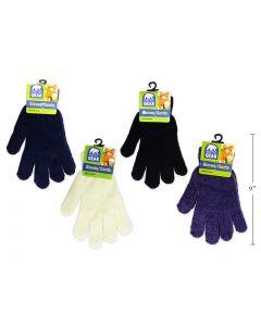 Ladies Chenille Magic Gloves