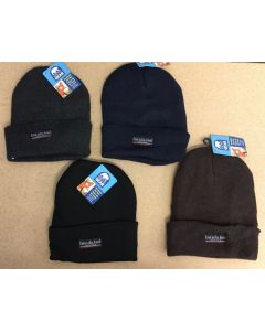 Adult Fleece Lined Toque with Cuff