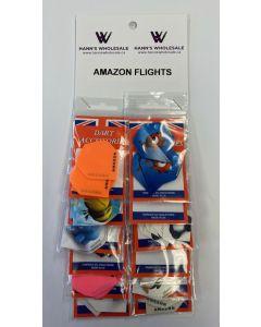 Amazon Assorted Flights ~ 12 per card