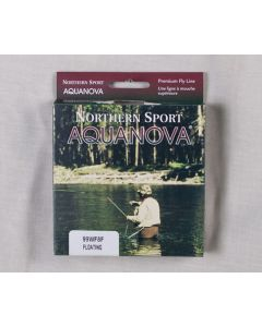 Northern Sport Aquanova Floating Fly Line ~ Double Taper