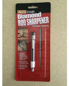 Accu Sharp Diamond Rod Sharpener