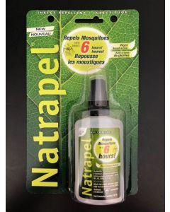 Natrapel Lemon Eucalyptus Insect Repellent ~ 74ml pump
