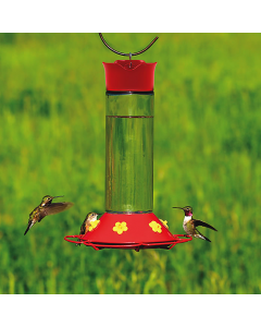 Perky-Pet Our Best Glass Hummingbird Feeder