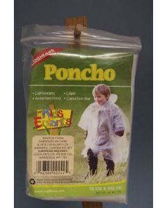 Coghlan's Emergency Kid's Poncho