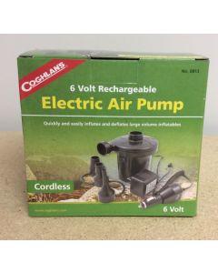 Coghlan's 6 Volt Rechargeable Air Pump