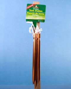 """Coghlan's Ultralight Tent Stakes 9"""" ~ 4 per pack"""