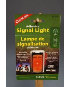 Coghlan's Adhesive Signal Light ~ Red