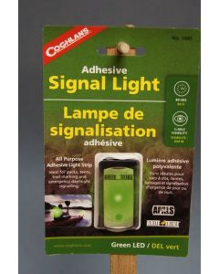 Coghlan's Adhesive Signal Light ~ Green