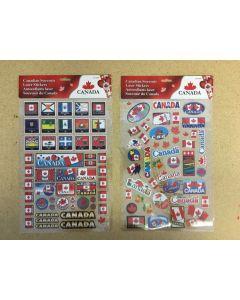 Canada Laser Stickers
