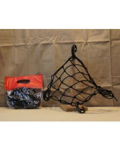 """Cargo Net 15"""" x 15"""" ~ Expands to 32"""" x 32"""""""