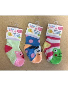 Baby Socks - 12-24 months ~ Girls