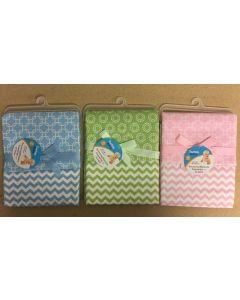 Baby Receiving Blankets ~ 2 per pack