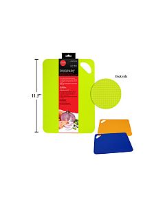 """Flexible Cutting Board w/Gripper Backing ~ 11.5"""" x 8.25"""""""