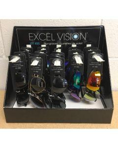 Excel Vision Men's Sunglasses w/Case