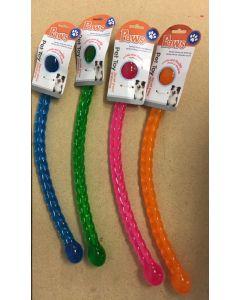 """Rubber Bendable & Flexible Pet Toy ~ 20""""L"""