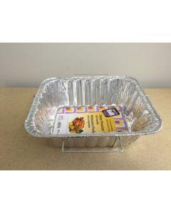 Foil Deep Roaster Pan w/Handle