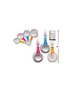 Plastic Measuring Cups ~ 4 per set
