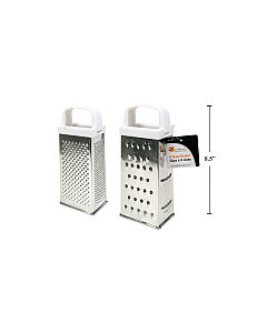 """4-Sided Grater ~ 8""""H"""
