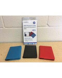 RFID Passport Cover ~ 3 colors