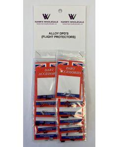 Alloy DPD's Flight Protectors Assorted Colors ~ 12/card