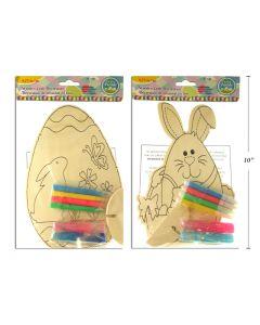Easter Wooden Craft Decoration Kit