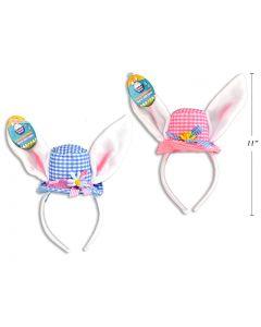 Easter Plush Bunny Ear Hat Headband