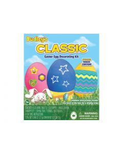 Easter Dudley's Classic Egg Decorating Kit