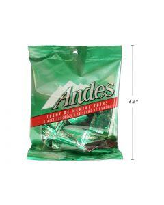 Andes Creme De Menthe Thins ~ 71gram bag