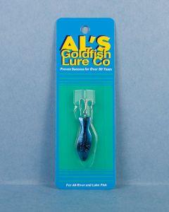 Al's Goldfish - 3/16oz ~ Blue on Nickel