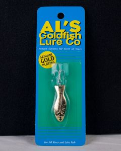 Al's Goldfish - 3/16oz ~ Gold