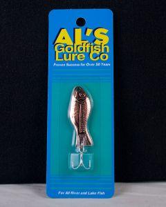 Al's Goldfish - 1/4oz ~ Copper