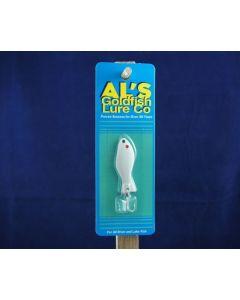 Al's Goldfish - 1/4oz ~ White