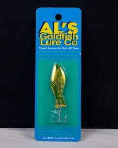Al's Goldfish - 1/4oz ~ Yellow on Gold
