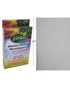 Window Screen ~ 4.3' x 4.9'