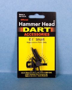 Hammerhead Darts GH Shaft ~ Short Black