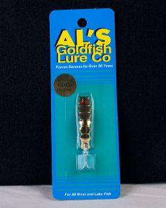 Al's Goldfish Helgy - 1/4oz ~ Gold