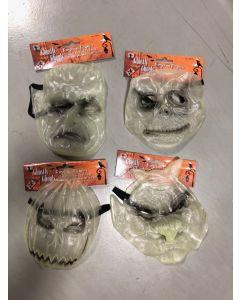 PVC Glow-in-the-Dark Mask