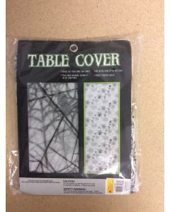 """Halloween Table Cover / Wall Hanging ~60"""" x 84"""""""