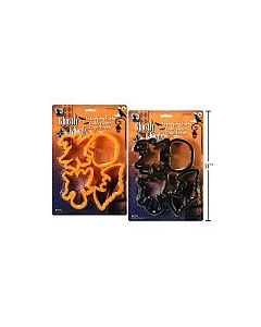 Halloween Plastic Cookie Cutters ~ 4 per pack