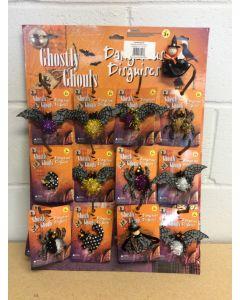Halloween Light-Up Flashing Broach