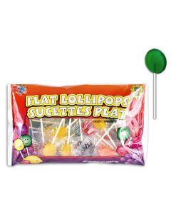 Flat Lollipops ~ 250gr bag