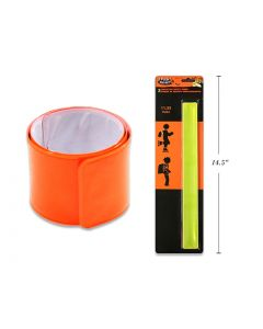 """Halloween Reflective Safety Bands - 11.75"""" ~ 2 per pack"""