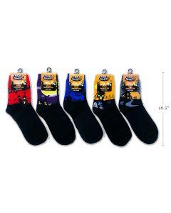 Halloween Adult's Printed Socks