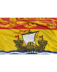 New Brunswick Flag ~ 3' x 5'