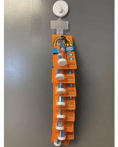 Gorilla Super Glue ~ 2 x 3gram tubes ~ Clipstrip of 8