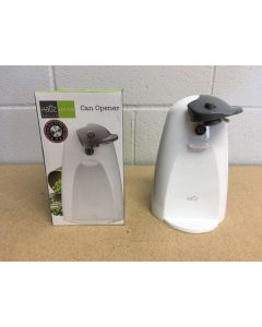 Electric Can Opener ~ White