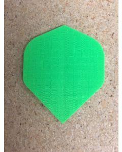 Nylon Long Life Flights ~ Neon Green Standard