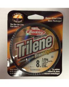 Berkley Trilene TransOptic Fishing Line ~ 10lb