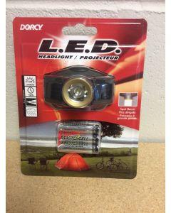 Dorcy Lightweight LED Headlight