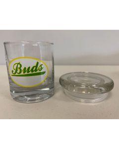 Air Tight Glass Storage Jars - 1/2oz ~ Assorted Patterns